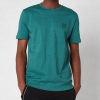 BOSS Casual Mens Tales T-Shirt - Open Green - XXL