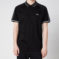 BOSS Athleisure Mens Paddy 4 Polo Shirt - Black - L
