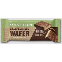 Vegan Coated Crispy Wafer (sample) - Chocolate