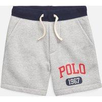 Polo Ralph Lauren Boys' Fleece Shorts - Andover Heather - 2 Years