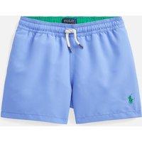 Polo Ralph Lauren Boys' Swim Shorts - Harbor Island Blue - 6 Years