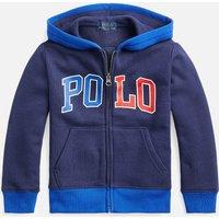 Polo Ralph Lauren Boys' Zip Through Hoody - Newport Navy - 4 Years