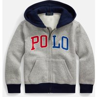 Polo Ralph Lauren Boys' Zip Through Hoody - Andover Heather - 4 Years