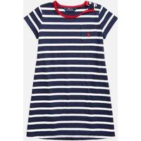 Polo Ralph Lauren Girl's Swing Dress - Navy - 12 Years
