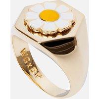 Wilhelmina Garcia Women's Daisy Ring - Gold - EU 46