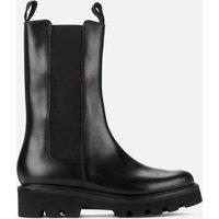 Grenson Women's Doris Leather Chelsea Boots - Black Pull Up - UK 3