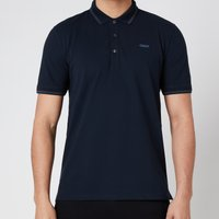 HUGO Mens Dinoso211 Polo-Shirt - Dark Blue - S