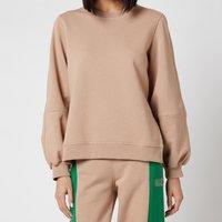Ganni Women's Software Isoli Sweatshirt - Hazel - S