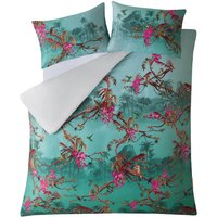 Ted Baker Hibiscus Print Duvet Cover - Super King