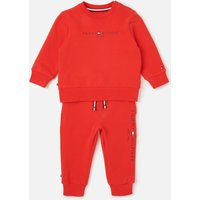 Tommy Hilfiger Baby Essential Set - Red - 6-9 months