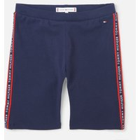 Tommy Hilfiger Girls' Essential Cycling Shorts - Navy - 8 Years