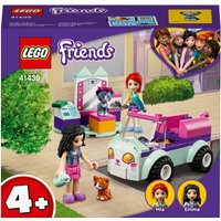 LEGO Friends: Cat Grooming Car Toy Kittens Playset (41439)