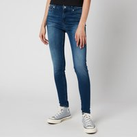 Tommy Jeans Women's Nora Mid-Rise Skinny Jeans - Niceville Mid Blue - W32/L30