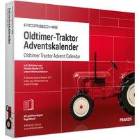 Franzis Official Porsche Tractor Advent Calendar