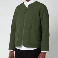 KENZO Men's Lightweight Reversible Jacket - Dark Khaki - L