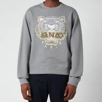 KENZO Men's Tiger Classic Sweatshirt - Dove Grey - S