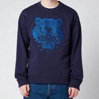 KENZO Men's Light Tiger Classic Sweatshirt - Navy Blue - S