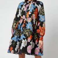 Stine Goya Women's Jasmine Organza Dress - Botanical - L