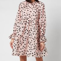Stine Goya Women's Ivana Organza Dress - Meadow Blush - M