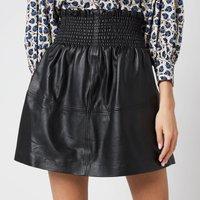 Munthe Women's Sandila Skirt - Black - FR 36/UK 10