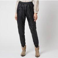 Munthe Women's Solona Trousers - Black - FR 38/UK 12