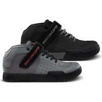Ride Concepts Youth Wildcat Flat MTB Shoes - UK 3/EU 36 - Black/Charcoal