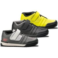 Ride Concepts Transition SPD MTB Shoes - UK 7.5/EU 41.5 - Charcoal/Red