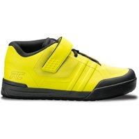 Ride Concepts Transition SPD MTB Shoes - UK 6/EU 40 - Lime/Black