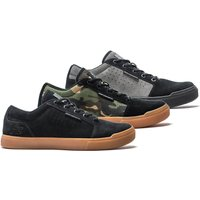 Ride Concepts Vice Flat MTB Shoes - UK 6.5/EU 40.5 - Charcoal/Black