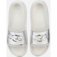 UGG Women's Hilama Slide Sandals - White - UK 4