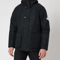 Barbour Beacon Mens Hooded Bedale Jacket - Black - XL