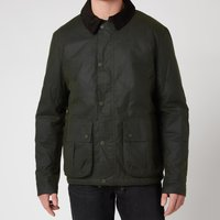 Barbour Stormforce Mens Allund Wax Jacket - Forest Green - XL
