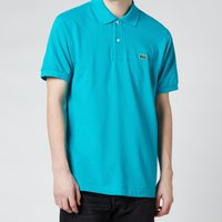 Lacoste Mens Classic Fit Polo Shirt - Reef - 4/M