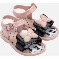 Mini Melissa Toddlers' Mini Disney Sandals - Pink Minnie - UK 8 Toddler