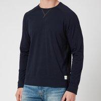 PS Paul Smith Men's Jersey Cotton Longsleeve Top - Inky - M