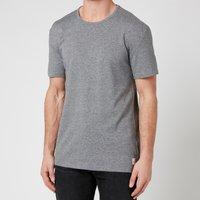PS Paul Smith Men's Organic Cotton Crew Neck T-Shirt - Slate - L