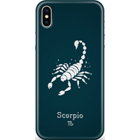 Scorpio Symbol Phonecase Phone Case for iPhone and Android - iPhone 8 Plus - Snap Case - Matte