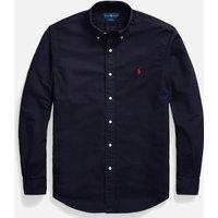 Polo Ralph Lauren Mens Custom Fit Oxford Shirt - RL Navy - S