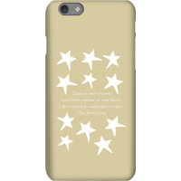 I Believe Every Human Has Infinite Number Of Heartbeats Phone Case for iPhone and Android - Samsung