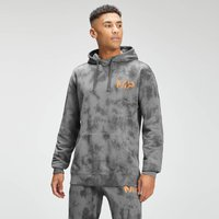 MP Men's Adapt Tie Dye Hoodie   Carbon/Storm   MP - XS