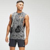 MP Men's Adapt Tie Dye Tank Top | Carbon/Storm | MP - XXS