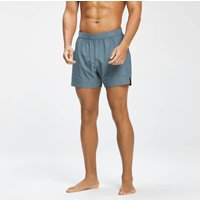 MP Men's Composure Shorts - Storm Blue Marl  - XXL