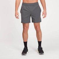 MP Men's Graphic Running Shorts - Carbon - XXS