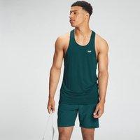 Image of Myprotein MP Men's Essentials Training Stringer Vest - Deep Teal - M