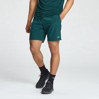 MP Men's Essentials Woven Training Shorts - Deep Teal - S