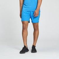 MP Men's Essentials Woven Training Shorts - Bright Blue - S
