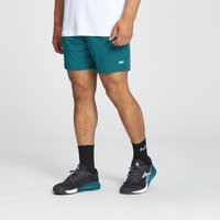 MP Men's Essentials Lightweight Training Shorts - Teal - XS