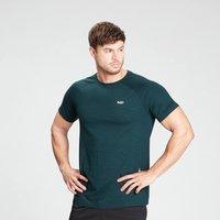MP Men's Performance Short Sleeve T-Shirt - Deep Teal Marl - S