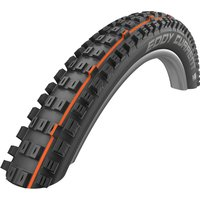 Schwalbe Eddy Current Front Tubeless MTB Tyre - Black - 29in x 2.40in