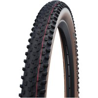 Schwalbe Racing Ray Evo Super Race Tubeless MTB Tyre - Transparent Skin - 29in x 2.25in